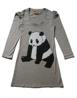 @Nick Burger @someone_famous Panda Dress, I think maybe I need one of these...