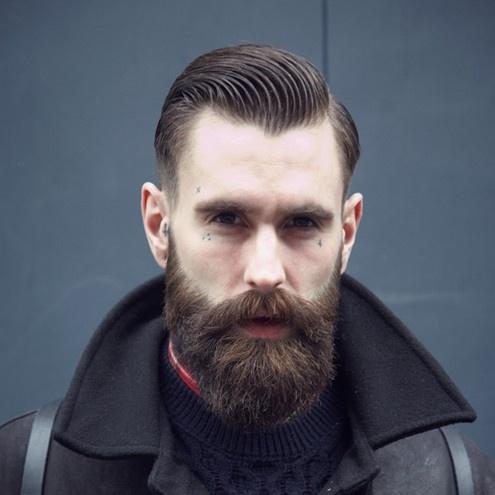 murdock meets ricki hall a video portrait ricki hall mens haircut bea. Black Bedroom Furniture Sets. Home Design Ideas