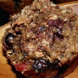 Whole Wheat Blueberry Beet Muffins Allrecipes.com