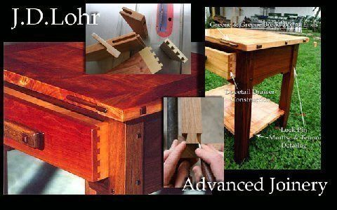 Advanced Joinery Alumni Course
