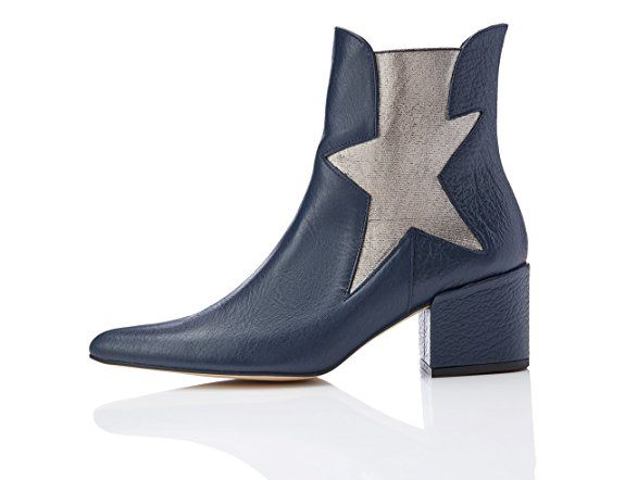 FIND Women's Choir Chelsea Boots: Amazon.co.uk: Shoes & Bags