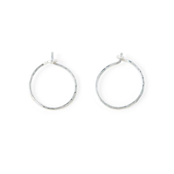 Dream Silver Earrings - one size Catbird EGswB