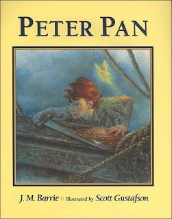 Peter Pan - My Picks of the Best Illustrated Children's Editions ~ Read Aloud Dad