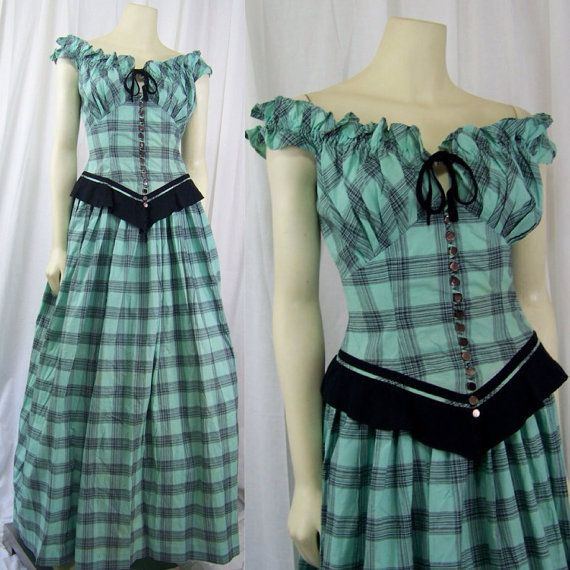 1000 images about Saloon Dresses