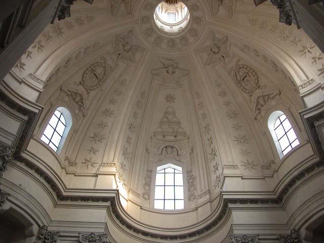 Cupola di Sant'Ivo alla Sapienza di Francesco Borromini