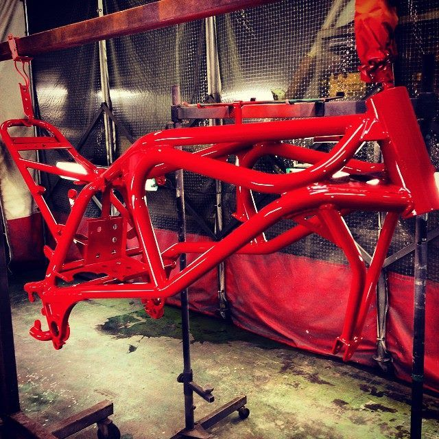 Buell project #detailscreatestyle #caferacer #kensfactory