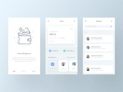 Finance App - 1