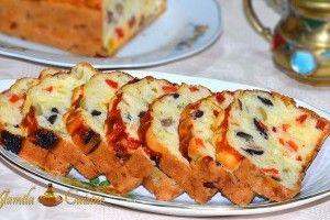 Chec aperitiv cu masline (Video) - Culinar.ro