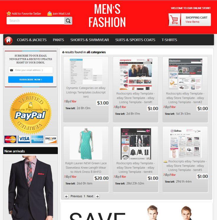 18 best Free eBay Template images on Pinterest | Business, Ebay ...
