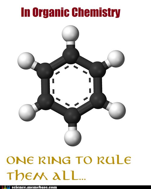 LotR reference and chemistry joke...oh my. Pinning to show my chemistry teacher