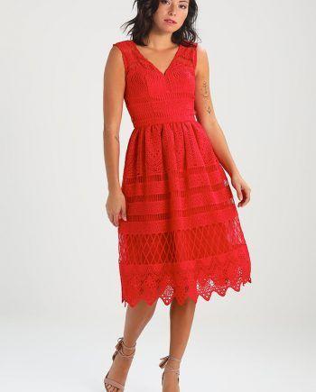 319 zl - Sukienka koktajlowa Chi Chi London Petite doskonała na studniówkę