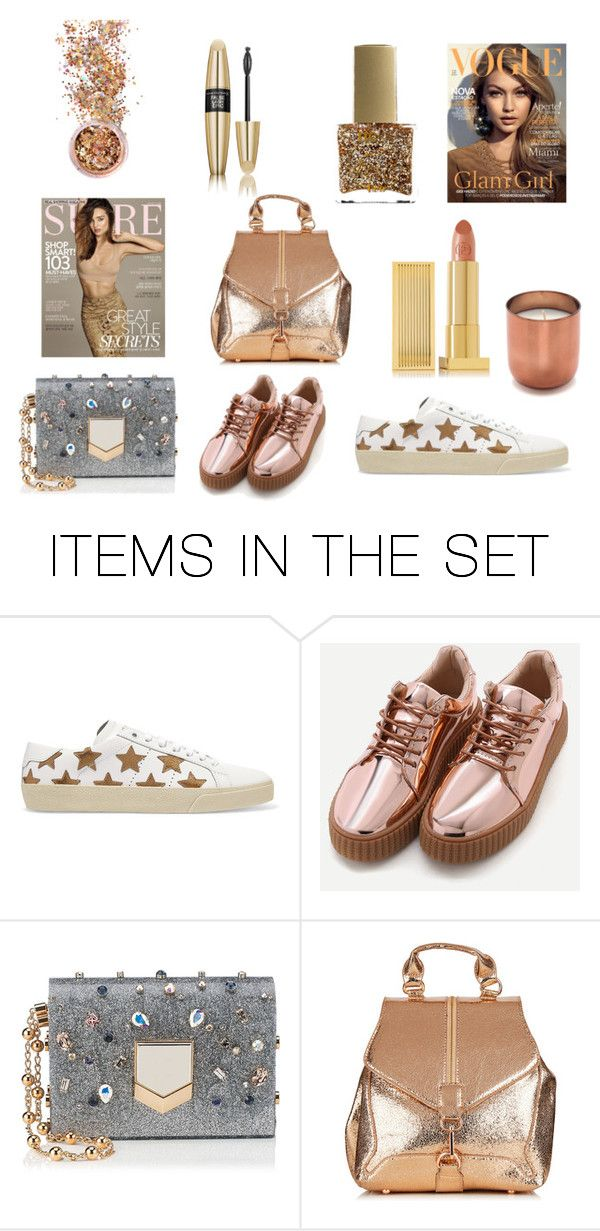 """""""gold"""" by skybluepatricia on Polyvore featuring art"""