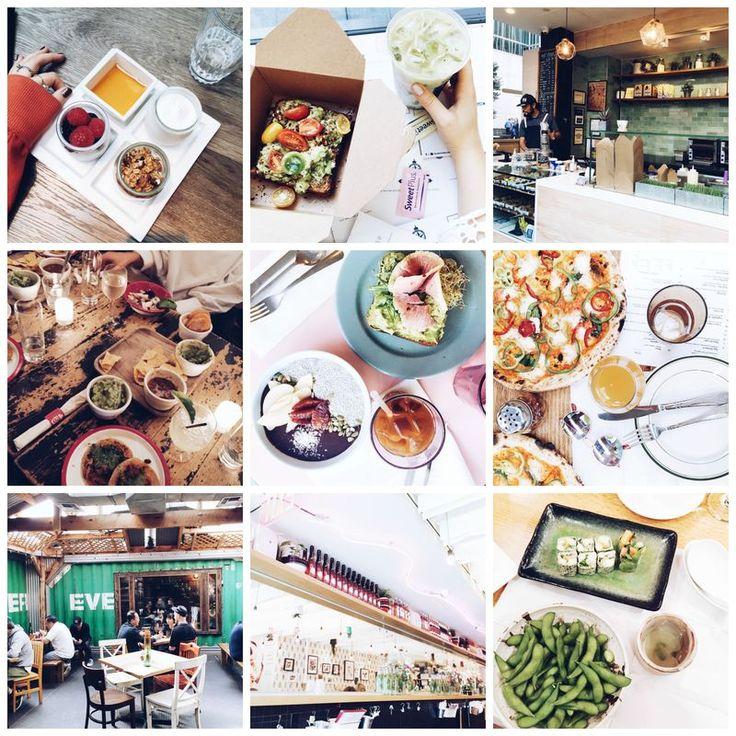 Modne restauracje w Nowym Jorku
