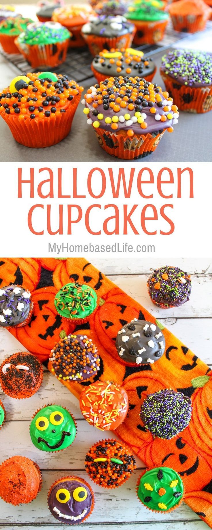 Kick Your Halloween Recipes Into Cute Gear With These Halloween