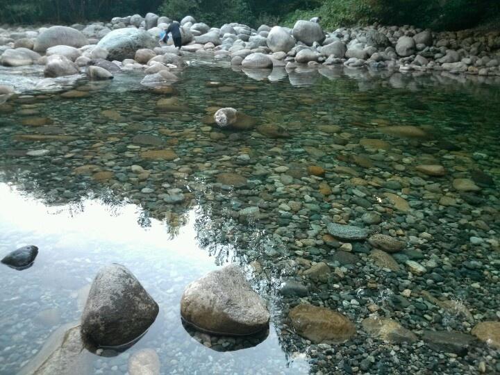 30 Foot Pool in Lynn Canyon