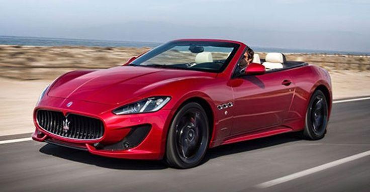 Maserati GranTurismo Sport Convertible