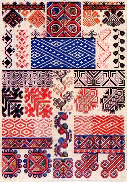 Romanian Embroidery http://www.pinterest.com/patarosie/the-romanian-blouse/