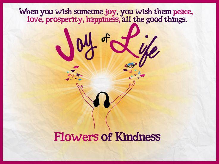 Joy of life!!