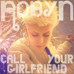 Swedish song bird, Robyn