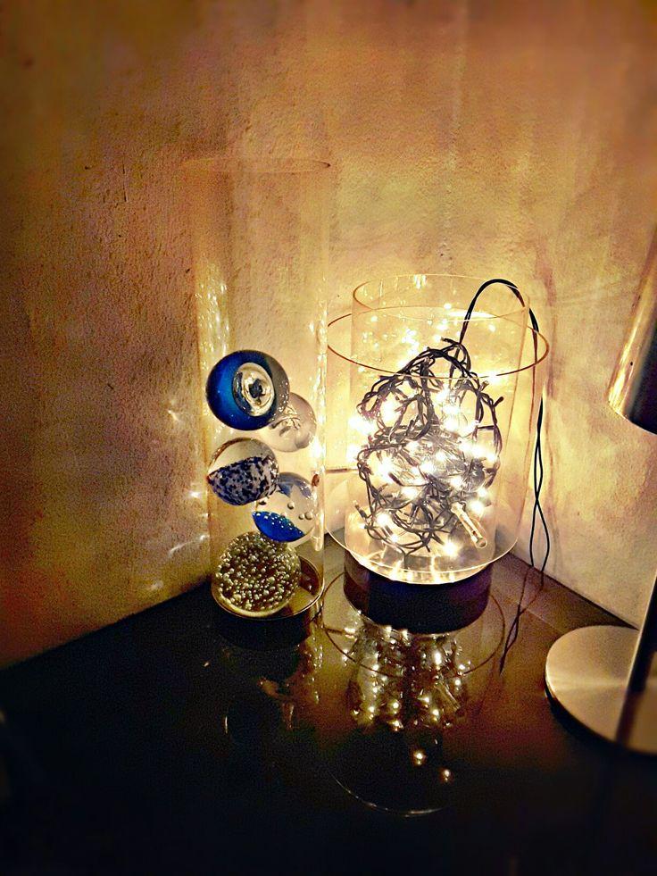 Riciclo di un vecchio lampadario