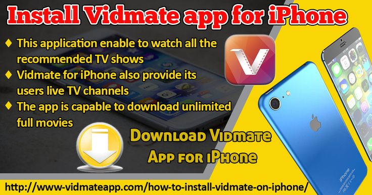Vidmate downloader is the best tool to download videos. It supports many popular video sharing sites such as Vuclip, Vimeo, DailyMotion, and LiveLeak.   Website: http://www-vidmateapp.com/how-to-install-vidmate-on-iphone/