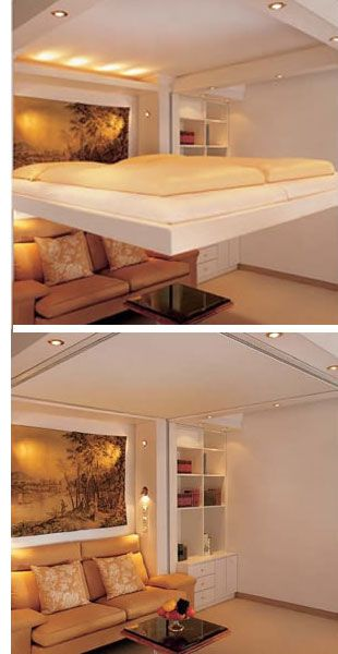 Cool, Modern Murphy Bed Designs | Spot Cool Stuff: Design