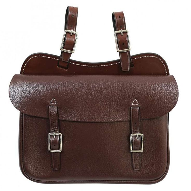 TANAMI LARGE ECONOMY SADDLE BAG A poplular sized saddle bag to store anything from lunch to tools. $89.95