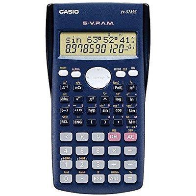 Chollo en Amazon España: Calculadora científica Casio FX-82MS por 7,96€ (un 47% de descuento sobre el precio de venta recomendado y precio mínimo histórico)