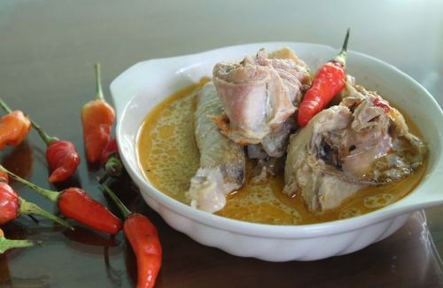 Ayam Pedas Ratinem