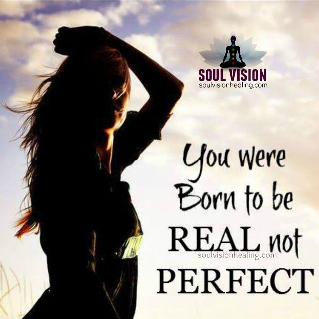 We are all just living a perfectly imperfect life. Nobody's perfect and that's a wonderful thing! .  . #selflove #smile #breathe #beautiful #faith #goodvibes #hope #happy #universe #meditation #spirituality #zen #love #soul #healing #depression #weightlossjourney #emotional #balance #strong #seattle #healthylifestyle #energy #transformation #instahealth #WUVIP #rebeccafox #soulvisionhealing #intuitiveninja #washingtonstate