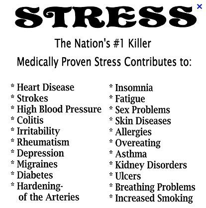massage therapy quotes and sayings | The effects of stress also includes shutting down metabolic processes ...
