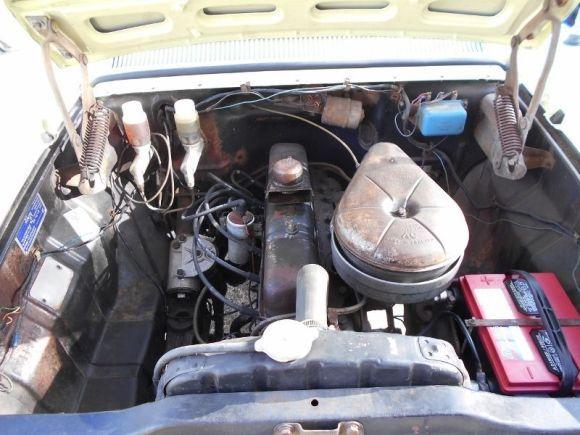 1962 Holden EK Utility