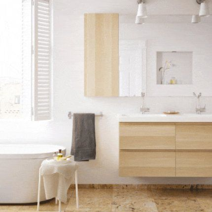 67 best Salle de bain images on Pinterest Bathroom, Stool and