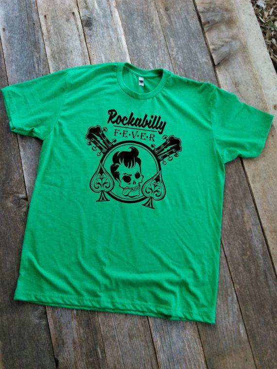Rockabilly T-Shirt | Greaser T-Shirt | Rockabilly Shirt | Men's T-Shirt | Rockabilly Gifts | Father's Day Gifts | Rockabilly
