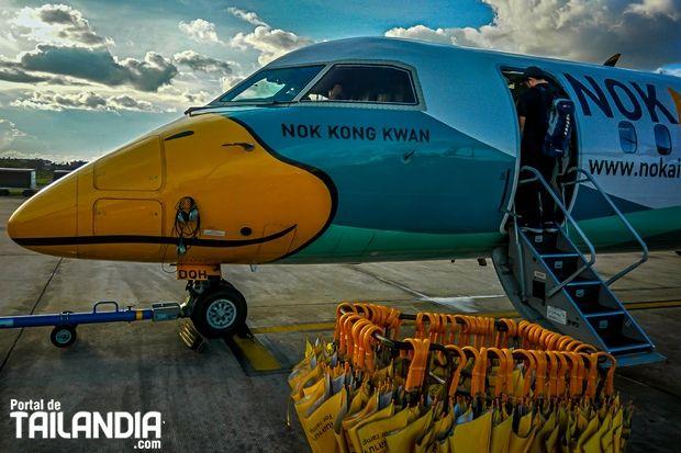 Aeropuerto de Udon Thani, la puerta de entrada al noreste de Tailandia y la zona más rural del país. ¿Quieres venir a descubrir la región de Isaan? #isaan #tailandia #aeropuerto #udon #udonthani #vacaciones #viajar  http://www.portaldetailandia.com/aeropuerto-de-udon-thani/