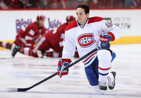 Daniel Briere - Montreal Canadiens