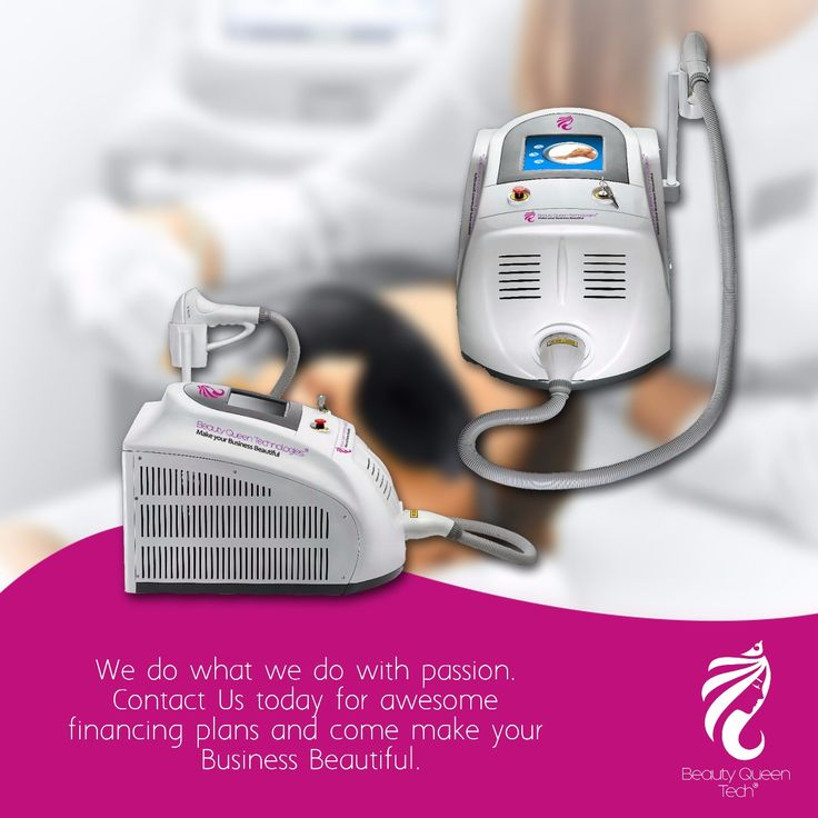 Contact Us today for amazing pricing on our IPL-SHR (super hair removal) device. The most in demand treatments: Permanent hair removal, skin rejuvenation, wrinkle removal, vascular therapy, pigment removal, breast lifting and more! Bring the treatment to your clients and expand your profit! Our device is Italian designed and powered by 3000 wats of pure light quality to ensure safety and a painless treatment. Contact Us today at 1-800-522-2570 or www.beautyqueentechnologies.com