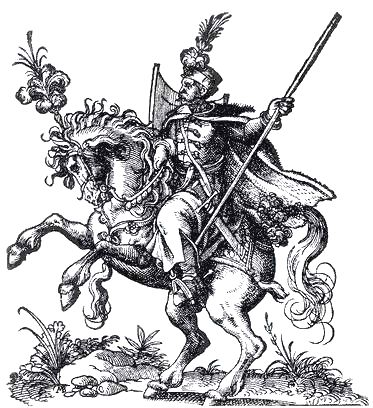 Polish_hussar_first_half_of_XVI_century.PNG (373×408)