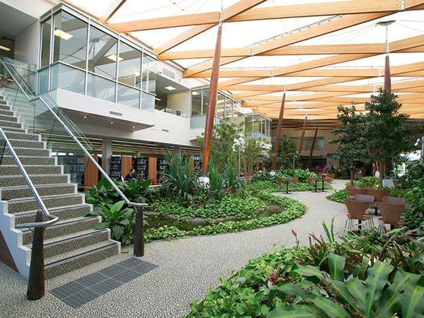 universitylibraries: UQ Ipswich Library
