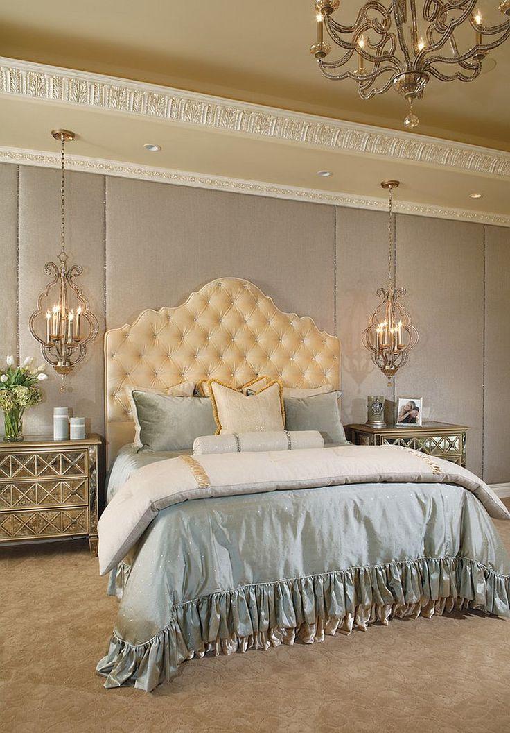 Ideias de decoração para quarto de casal ~ Decoração e Ideias