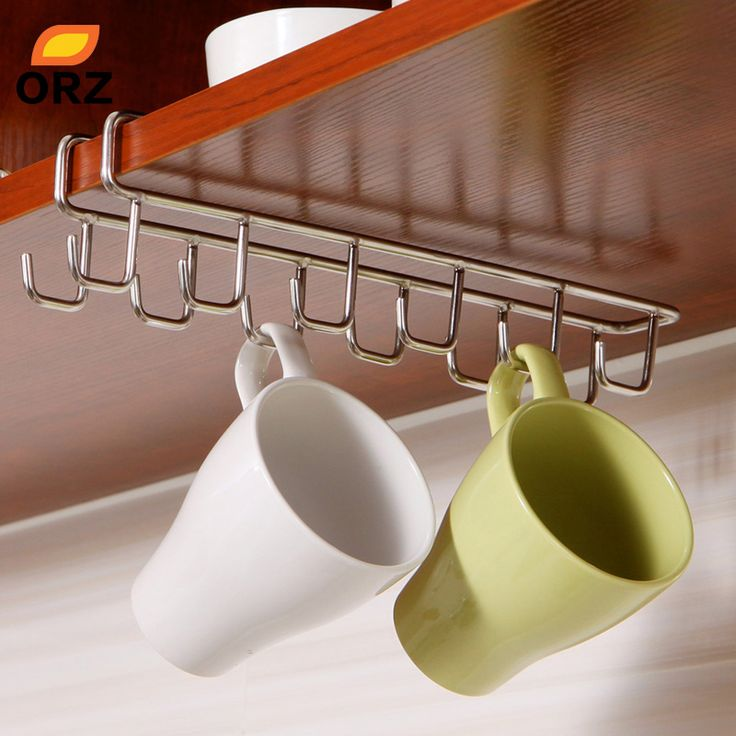 Cheap cupboard hanging hook shelf, Buy Quality dish hangers directly from China bathroom organizer Suppliers: Stainless Steel Kitchen Storage Rack Cupboard Hanging Hook Shelf Dish Hanger Chest Storage shelf Bathroom Organizer Holder