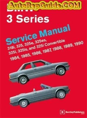 download free bmw 3 series (e30) repair manual image \u2026 bydownload free bmw 3 series (e30) repair manual image \u2026 by autorepguide com