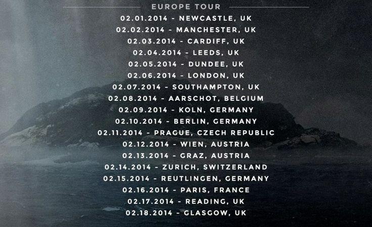 OLN Europe Dates!!
