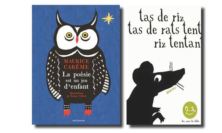 Editions du Seuil : poésie et illustration pour la jeunesse