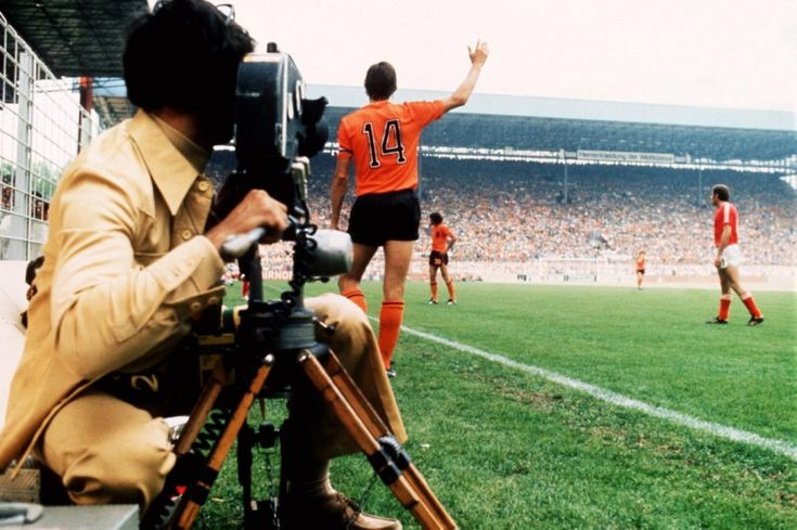 Johan Cruyff, World Cup '74 v Bulgaria. Source: mno