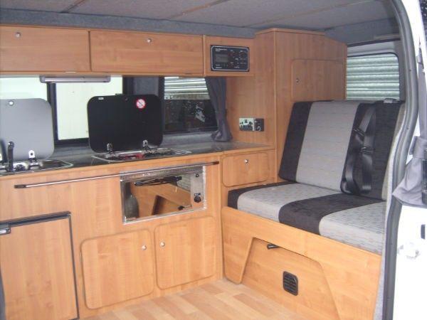Transit Van Conversion Camper