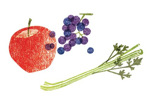 I have drawn a couple of spots for a website, where you can find loads of smoothie recipes, Q, and how-to about smoothie (but in Japanese)! Vegs and fruits are always my favourite to both eat and draw, and these recipes look so tasty!  大地を守る会が運営する「スムージー生活のすすめ」というサイトにスポットのイラストレーションを描きました。野菜と果物は大好物なので、美味しそうなスムージーにかなりそそられますー!