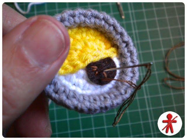 Amigurumisfanclub Kevin : 126 best minions images on pinterest hand crafts minion crochet