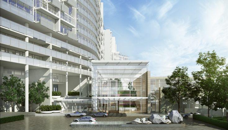 One Beverly Hills – Richard Meier & Partners Architects