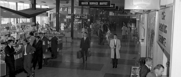 Essendon Airport 1960s. After the war, passenger services grew steadily and Essendon operated as Melbourne's international airport from 1950 until 1970 when international flights were transferred to Melbourne's new airport at Tullamarine, with domestic flights transferred one year later.